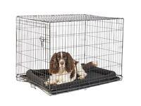 Large dog crate - bargain £20