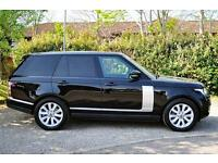 Land Rover Range Rover TDV6 VOGUE (black) 2013-03-01