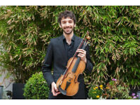 Violin/Viola Lessons - Inner North-West (St John's Wood, Hamstead, Swiss Cottage, Camden Town, etc.)