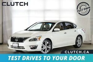 2014 Nissan Altima 3.5 SL Finance for $64 Weekly OAC