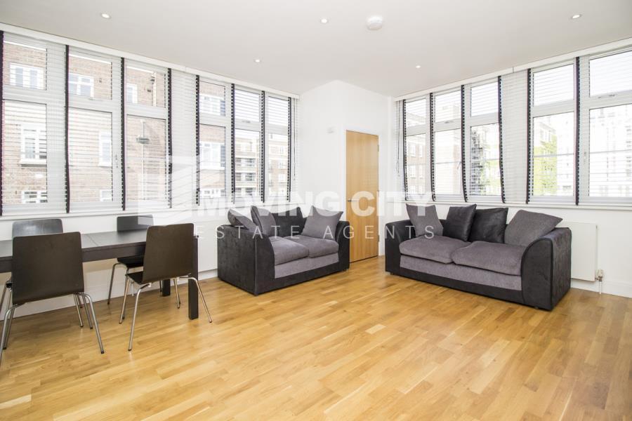 3 bedroom flat in Hepburn House, Westminster, SW1P