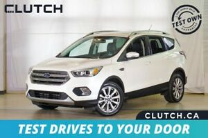 2017 Ford Escape Titanium $94 Weekly OAC