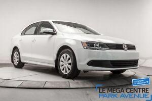 2014 Volkswagen Jetta Trendline+, SIEGES CHAUFFANTS, GROUPE ELEC