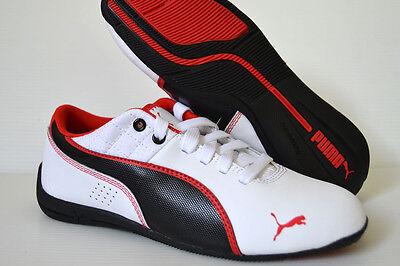 PUMA DRIFT CAT 6 L  Kinder Schuhe Turnschuhe Sneaker Gr. 32 - 33 - 34 - 36 (Puma Drift Cat Turnschuhe)