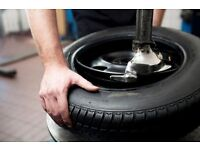 EXPERIENCED TYRE FITTER - Nottingham