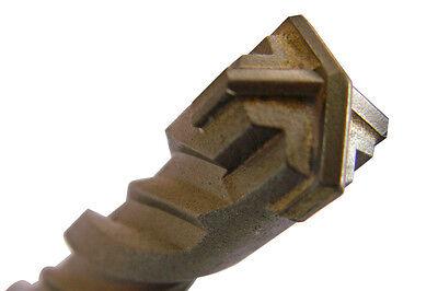 40mm SDS-Max Quadro X Betonbohrer/Steinbohrer/Hammerbohrer 4-Schneiden 40x1200mm