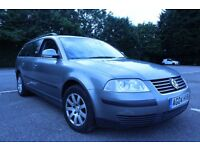 Volkswagen vw passat 2.0 petrol estate long mot