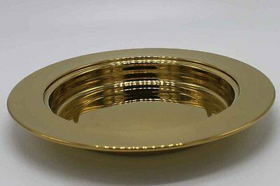 Brasstone  Stainless Steel Communion Bread Tray  Unstackable