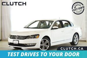 2013 Volkswagen Passat Highline Finance for $72 Weekly OAC