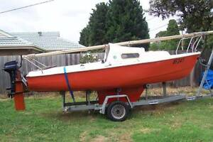 Red Jacket Trailer sailer Mitcham Whitehorse Area Preview