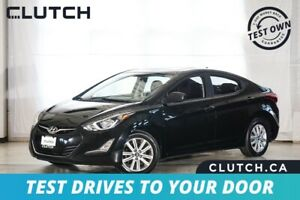 2015 Hyundai Elantra GL Finance for $51 Weekly OAC