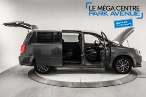 2017 Dodge Grand Caravan SXT PREMIUM PLUS STOW N GO CUIR, NAV