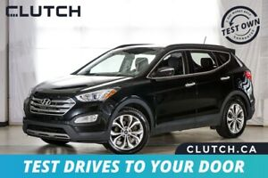 2015 Hyundai Santa Fe Sport 2.0T Limited Finance for $85 Weekly