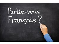 IMPROVE YOUR FRENCH WHILE HAVING FUN / PRIVATE FRENCH LESSONS WITH A NATIVE SPEAKER