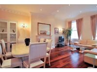 Stunning 3 BEDROOM APARTMENT w/ INTERNET + SATELLITE TV in Hyde Park. Close to tube. Available now.