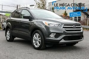2017 Ford Escape SE 4X4 GROUPE ELECT, BLUETOOTH, MAGS, CAM