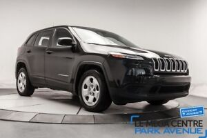 2015 Jeep Cherokee Sport - BLUETOOTH GR ELECTRIQUE MAGS