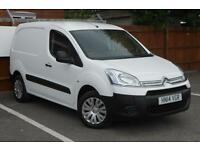 CITROEN NEW BERLINGO 1.6 HDi (75) L1 625 Enterprise Panel Van (polar white) 2014