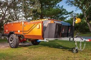 Rear Fold Luxury Albany GT display camper on Sale Now Wangara Wanneroo Area Preview