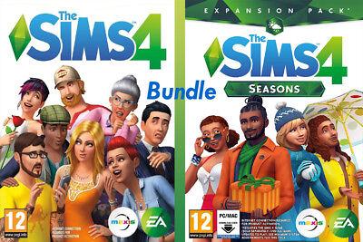 Sims 4   Sims 4 Seasons   Bundle Key   Ea Origin Bundle Code   Pc   Mac Game Key