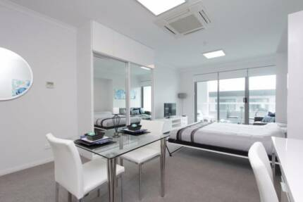 Brand new full furnished studio apartment in Central Chinatown Perth CBD Perth City Preview
