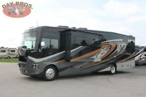 2018 Thor Motor Coach Outlaw 37RB New RV Class A Motorhome Toy Hauler Triton