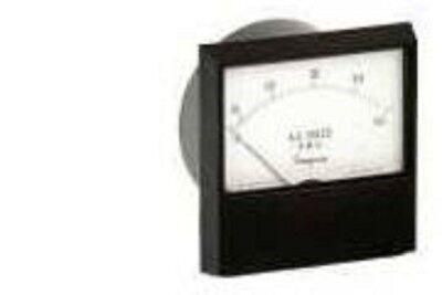 17830 Simpson 2121 Analog Panel Meters Model 2121 0-50 Dcma 1 New