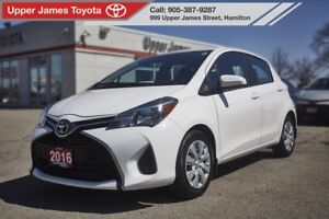 2016 Toyota Yaris LE B PACKAGE