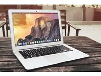 1.7Ghz Core i5 Apple MacBook Air 13 inch 4GB 251SSD Ableton Live Logic Pro X Microsoft Office Suite