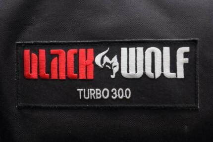 Black Wolf Turbo 300 canvas tent