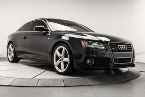 2012 Audi A5 S-LINE TOIT,BLUETOOTH,APPLE CAR PLAY,NAV,DEMARREUR