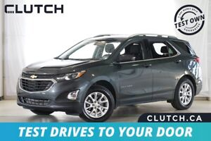 2018 Chevrolet Equinox 1LT Finance for $86 Weekly OAC