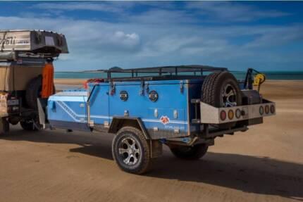 PMX Stirling GT Hard Floor Camper. - New Colour range