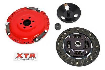 XTR RACING STAGE 1 CLUTCH KIT 84-92 VW JETTA GOLF 1.8L SOHC 8 VALVE ENGINE ONLY