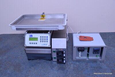Ge Wave Biotech Bioreactor System 210 Eh Co2mix20 Co2 Controller Perfcont2e Bas