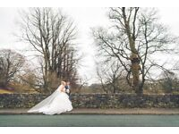 WEDDING DRESS FOR SALE £450