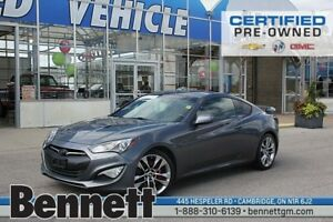 2016 Hyundai Genesis Coupe 3.8 R-Spec - Leather, Bluetooth, Lowe