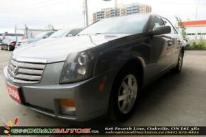 2006 Cadillac CTS HI  NO ACCIDENT   FULLY LOADED   HEATED   CERT