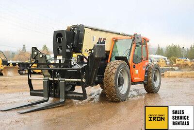 Brand New 2021 Jlg 1055 Telehandler Forklift 10k Cab Heatac Warranty Cummins