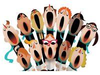 Male Folk Singers Wanted