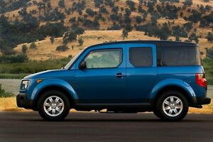 Honda Element Blue Nego