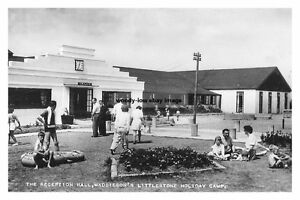 rp14165 - Maddieson's Littlestone Holiday Camp , Kent - photo 6x4