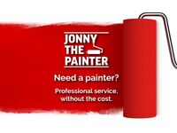 NEED A PAINTER? Call Jonnythepainter ( 6 Rooms Refreshed From £299 )