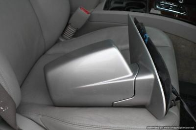 2004-2006 CADILLAC SRX Power Side View Mirror Right Passenger Silver DR2 160151