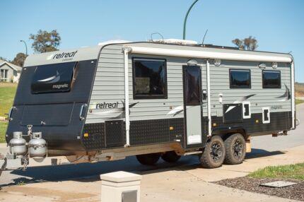 2014 Retreat Magentic Offroad Caravan Boddington Boddington Area Preview