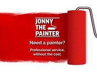 NEED A PAINTER & DECORATOR? Call Jonny