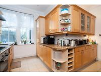 Spacious Modern Three Double Bedroom Property Located In A Mansion Block In Belsize Park