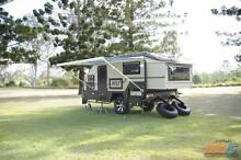 MARKET DIRECT CAMPERS MDC XT12 DB OFF ROAD HYBRID CARAVAN PERTH Balcatta Stirling Area Preview