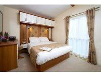 ***Static Caravan sited on a park with a 12 month holiday season***