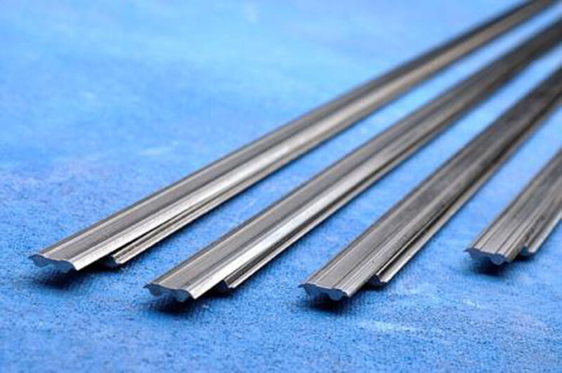 Tersa System Blades 520mm M2  HSS  fits SCM planer